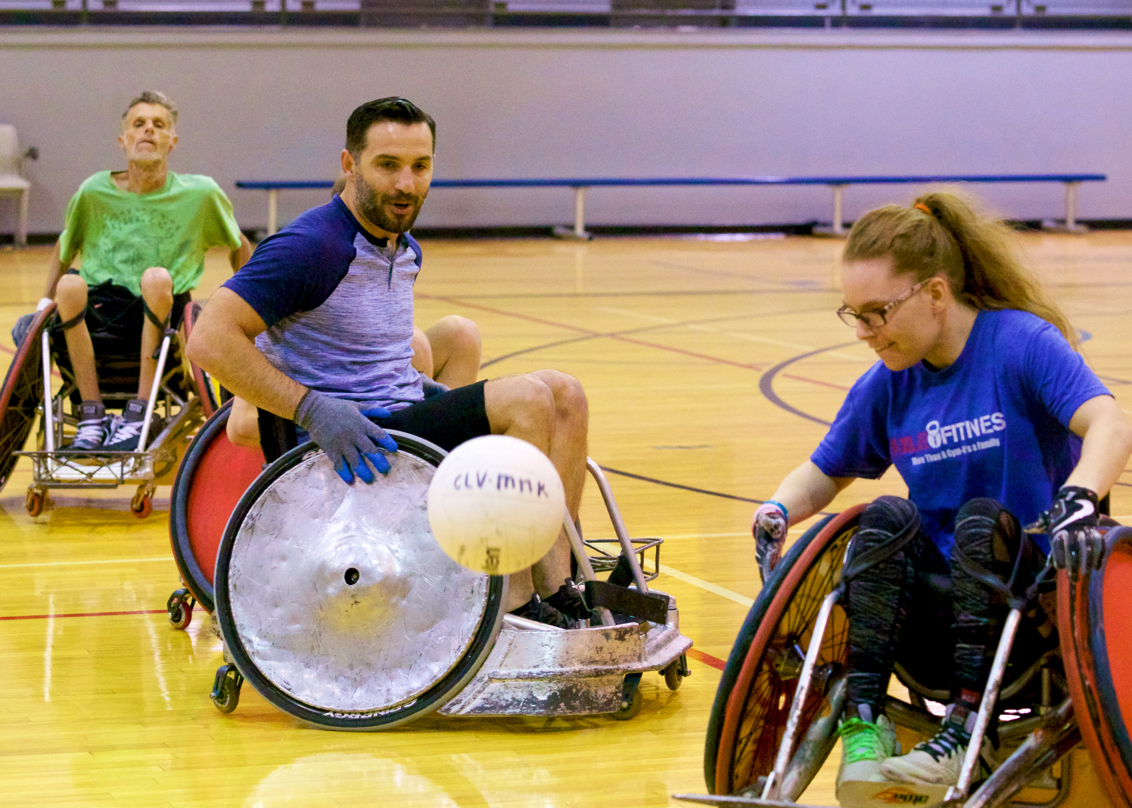 Wheel Chair Rugby 5 (2)